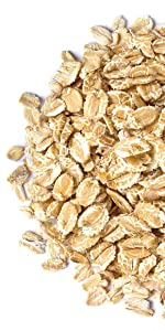 Organic Spelt Flakes by Food to Live