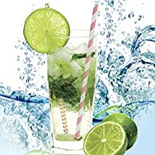 Durable and Sturdy paper straws