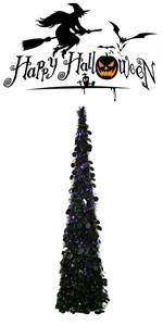 5FT Artificial Halloween Tree