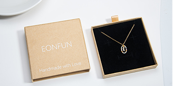 letter necklace for women