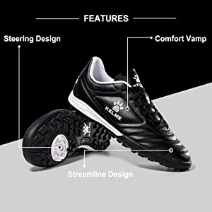 Kelme Youth Classic Indoor Soccer Shoes