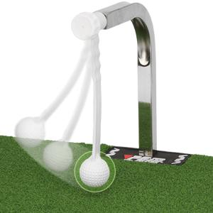 golf swing hitting training