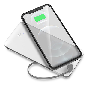 power bank with cable