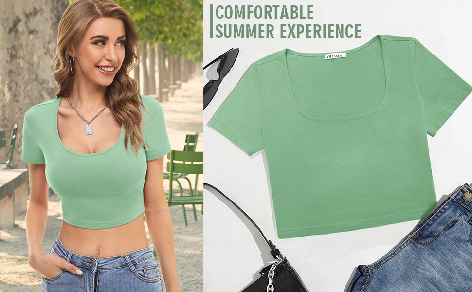 Simple and stylish, you can become the most chic girl by simply matching it out!