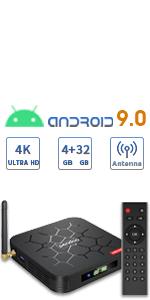 android tv box tv box android box 2021 android tv box 10.0