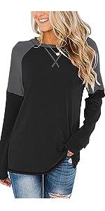 raglan shirt women