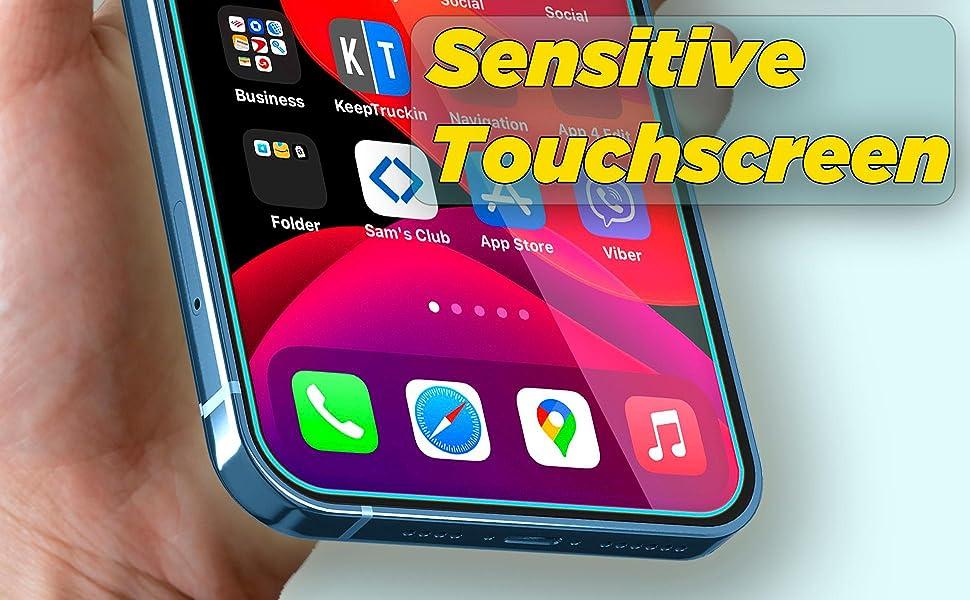 Touchscreen Sensitive