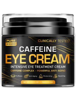 Caffeine Eye Cream Bottle Image
