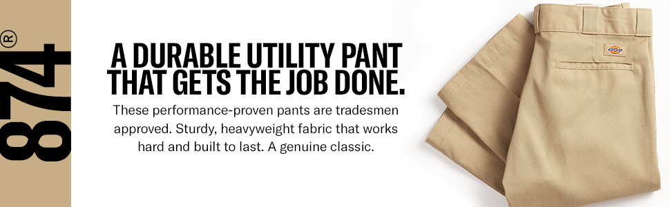 Durable: Sturdy, heavyweight fabric that works hard and built to last.