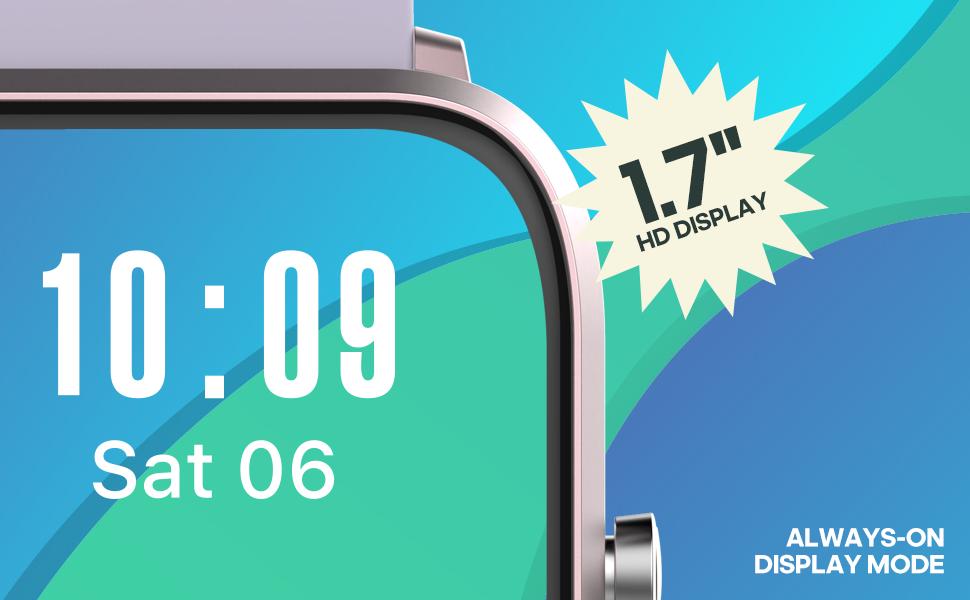 1.7inch Touchscreen Smart Watch