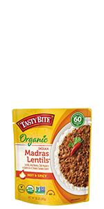 madras lentil hot & spicy