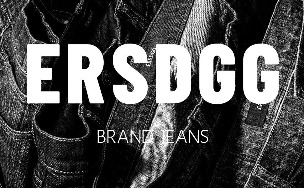 Men's Slim-fit jean