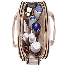 NISHEL Travel Toiletry Bag