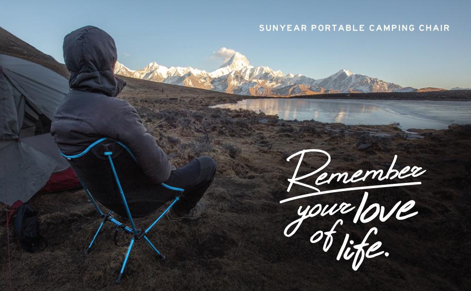 sunyear camping chair