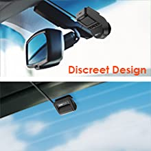 discreet dash cam