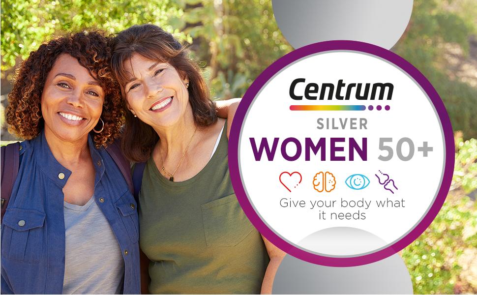 Centrum Tablets Silver Women 200ct
