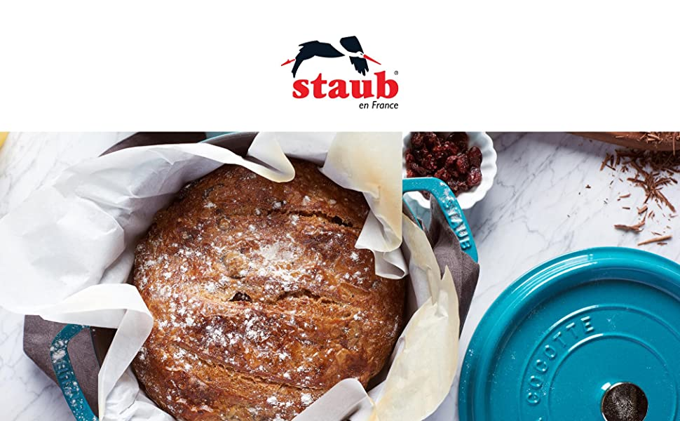 Staub, Cookware, Cast Iron, Ceramics