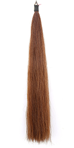 28-30 inches horse tail
