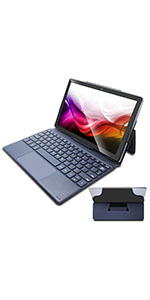 10 inch tablet with keyboard