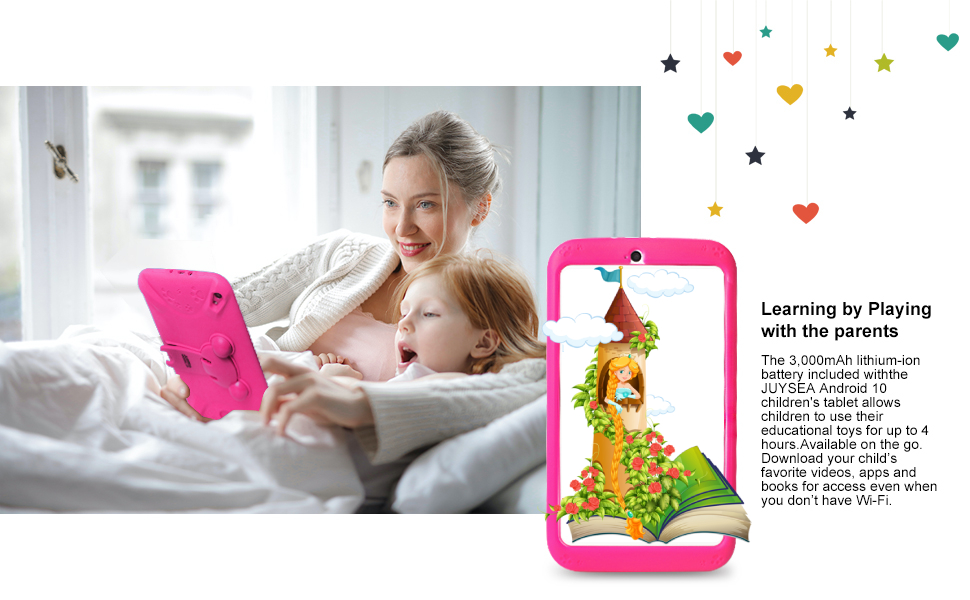 educational tablet for kids