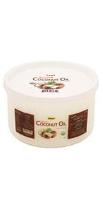 Coconut Oil Extra Virgin 48 Oz