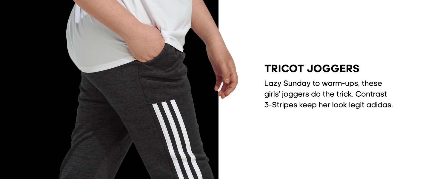 adidas Tricot Joggers