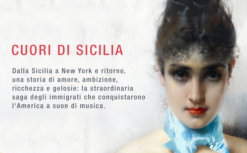 Rosanna Catalano, Cuori di Sicilia, la saga della famiglia Catalano