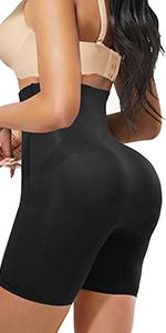 seamless shapewear tummy control shorts