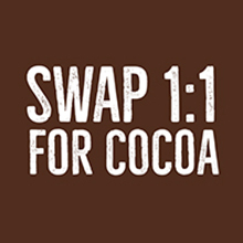 swap 1:1 for cocoa organic cacao powder betterbody foods