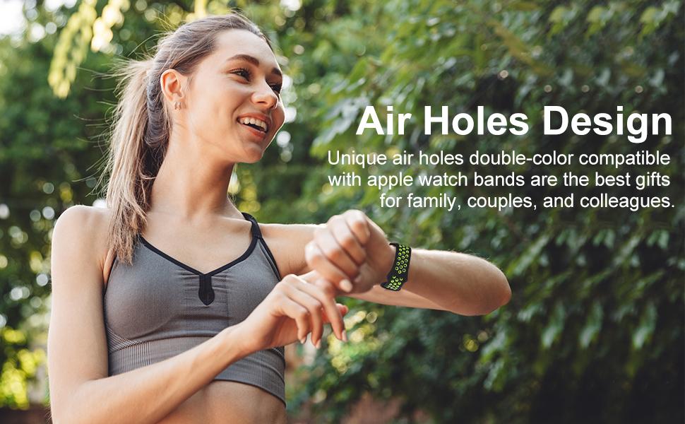 air holes design