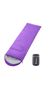 Portable Lightweight Outdoor Sleeping Bag for Camping