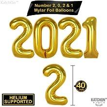 2021 Graduation balloons