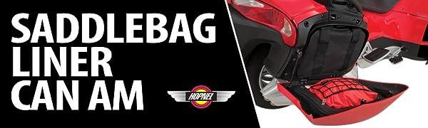 HCSL-1110 Hopnel Saddlebag Liner CAN AM