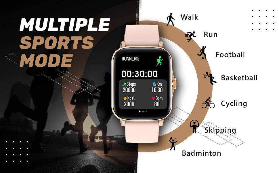 Multiple Sports Mode