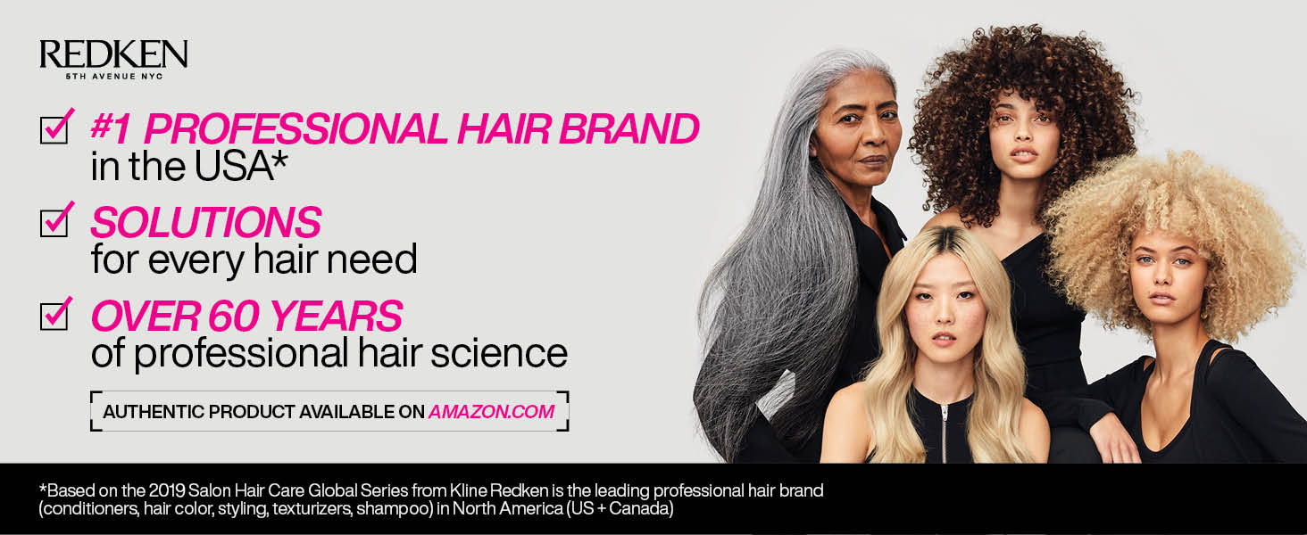 redken brand, professional haircare, hair care, styling, hair needs, hair color care, colored hair