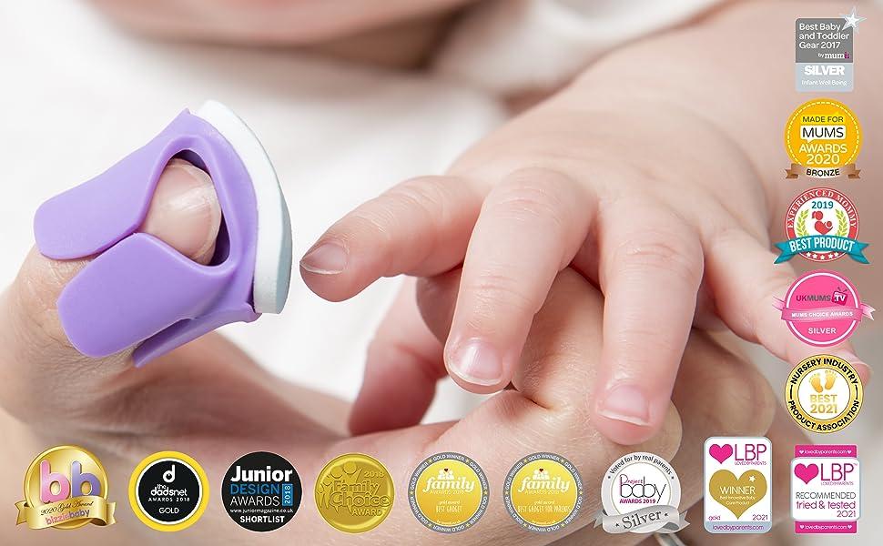 Multi award winning Baby Nails
