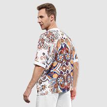 mens fashion summer beach shirts