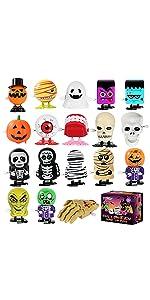 Halloween Wind Up Toys