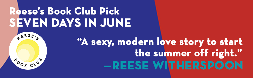reese witherspoon, reese bookclub pick, seven days in june