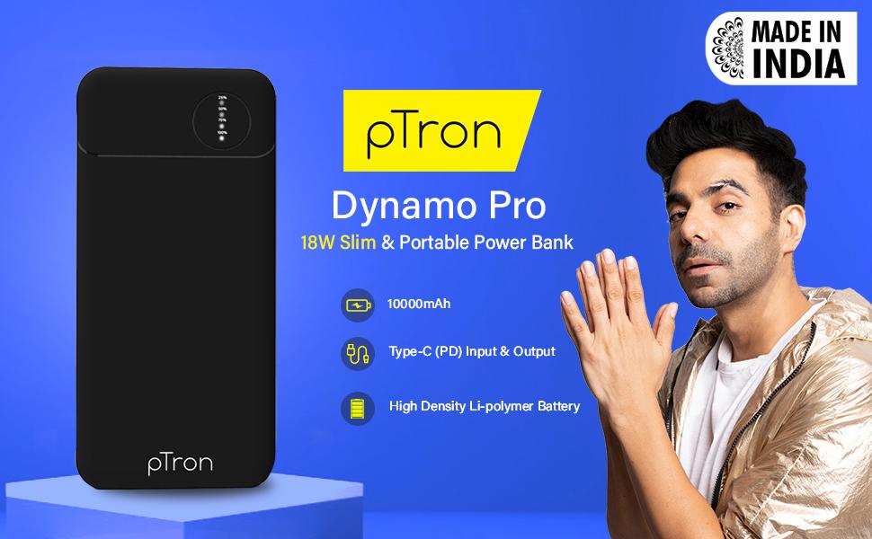 Dynamo Pro PD Power Bank