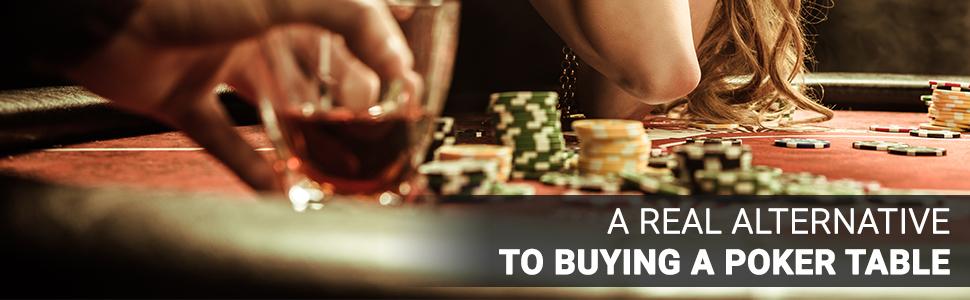 Poker Table Runners