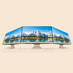 178-degree wide view technology