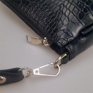 PU leather bag;crocodile shoulder bag;handbag