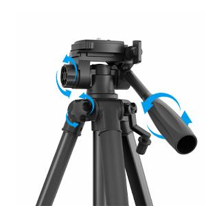 Camera Tripod for Nikon Canon DSLR Camera Stand
