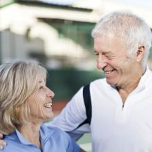 Assists senior citizen mobility