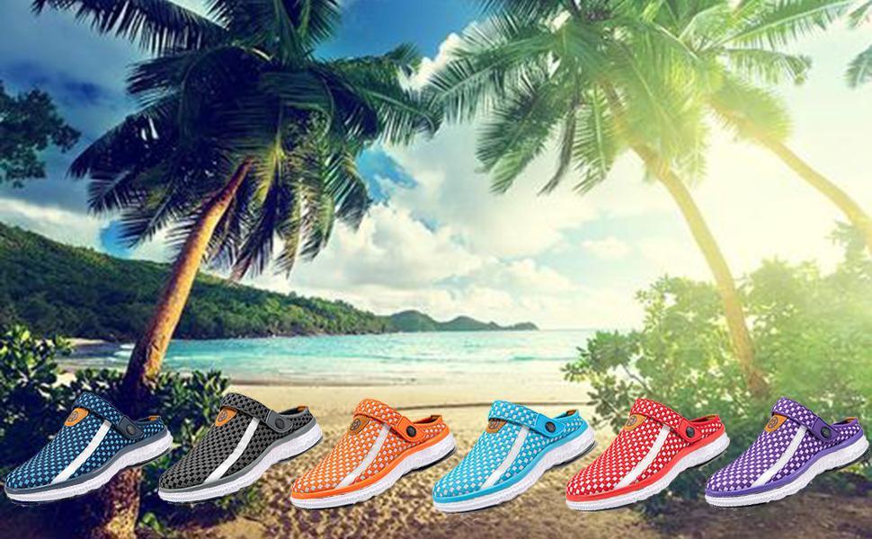 beach clogs