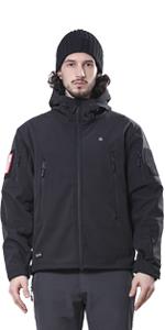 Heated Jacket Black