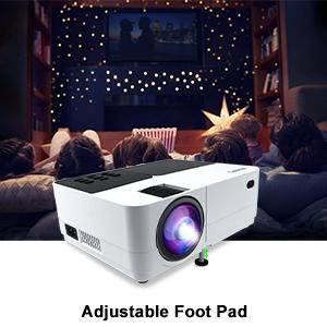 Adjustable Foot Pad