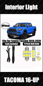 tacoma accessories 2020