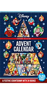 disney advent 2021 cover